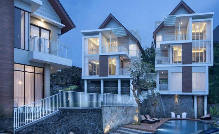 Azcarya Villa Malang - Eksterior