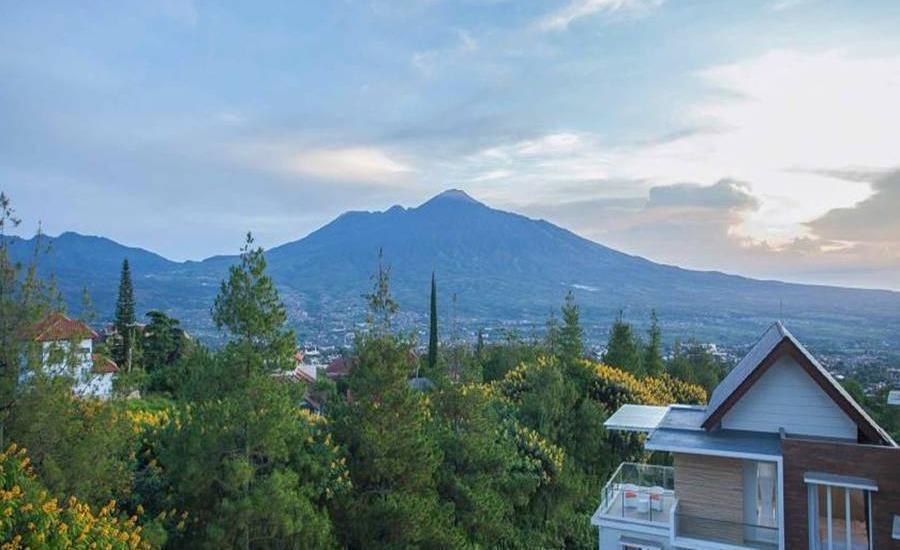 Azcarya Villa Malang - Pemandangan