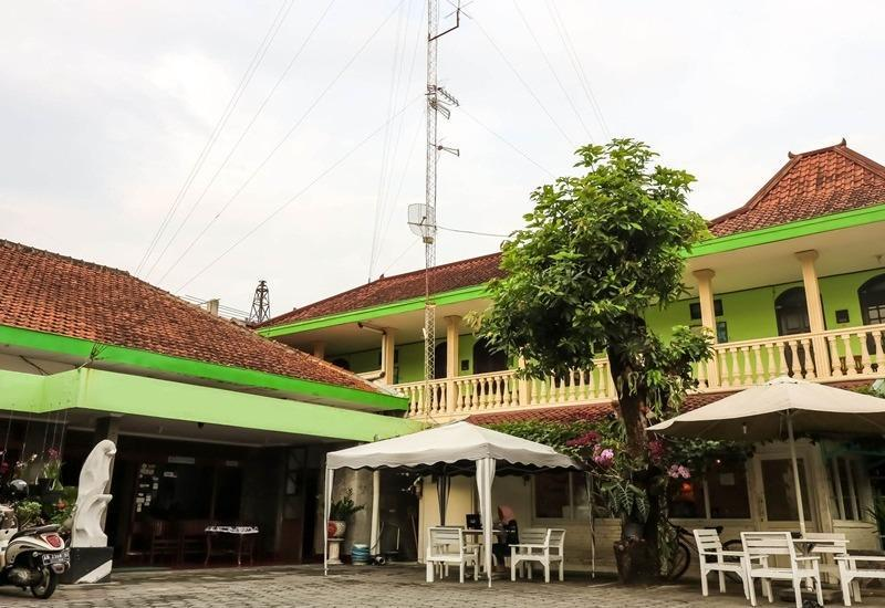NIDA Rooms South Alun-Alun Kraton 2 Jogja - Eksterior