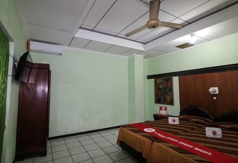 NIDA Rooms South Alun-Alun Kraton 2 Jogja - Double Room Double Occupancy Regular Plan