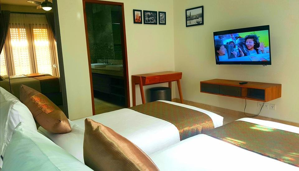 AP Apartment & Suite Bali - Asana Two Bedroom Penthouse BSC 30%