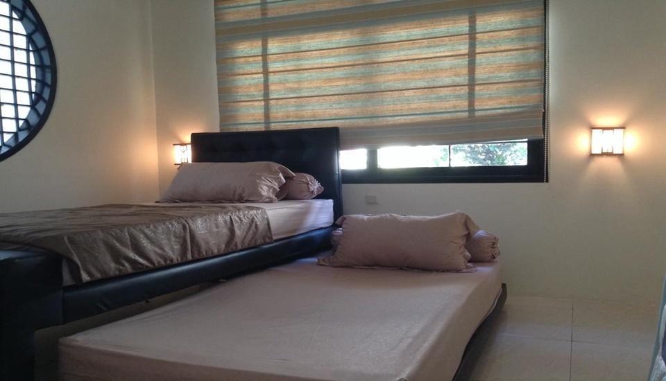 Designer Villa Osaka Kota Bunga Cianjur - Room