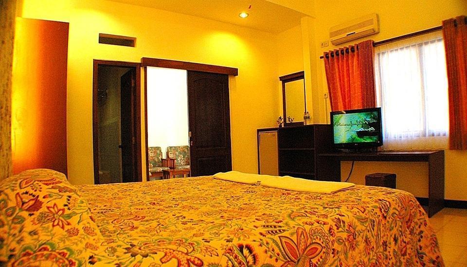 Hotel Pacific Surabaya - Kamar tamu