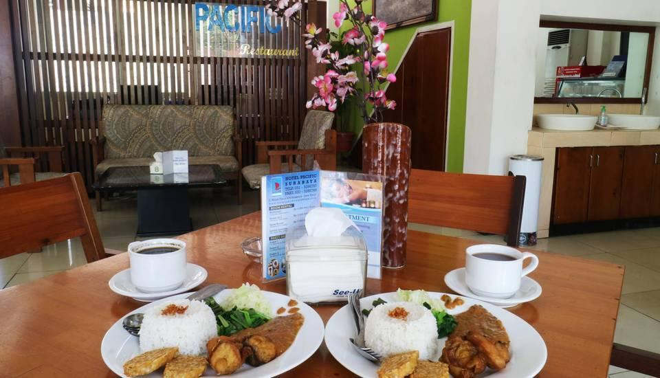Hotel Pacific Surabaya - Breakfast