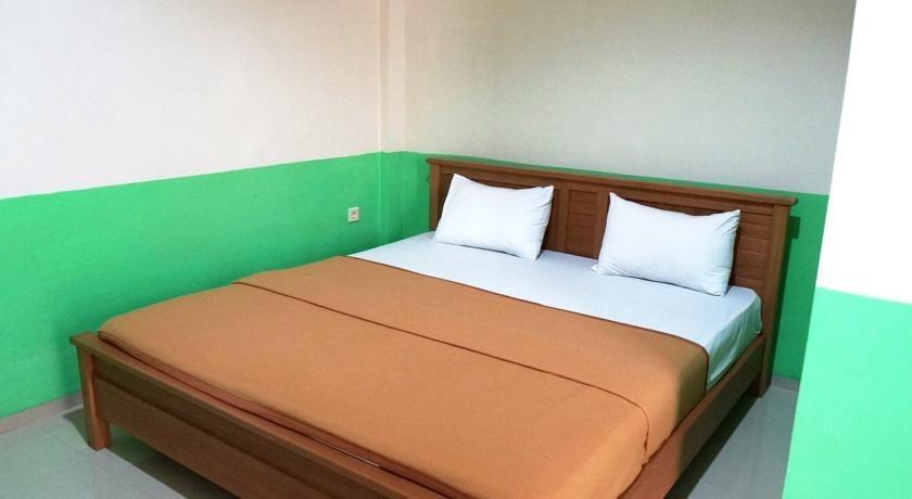 Hotel Meigah Belitung - room
