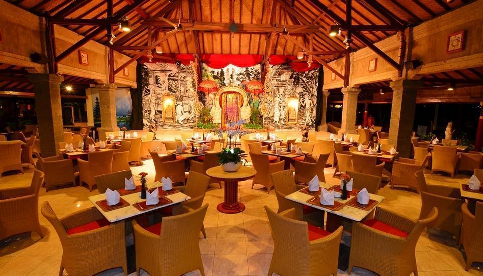 Inna Sindhu Beach Bali - Restoran