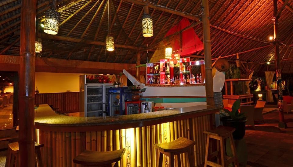 Inna Sindhu Beach Bali - Bar