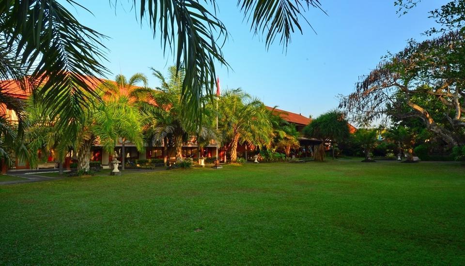 Inna Sindhu Beach Bali - Taman