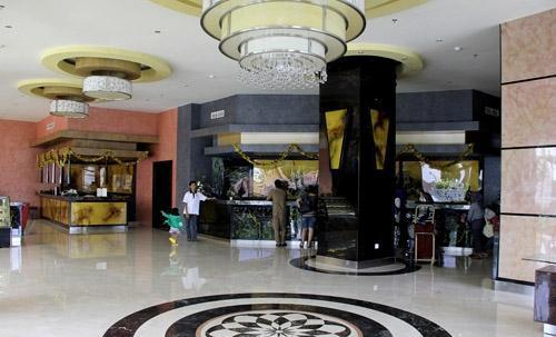 Hotel Aria Gajayana Malang - Lobi