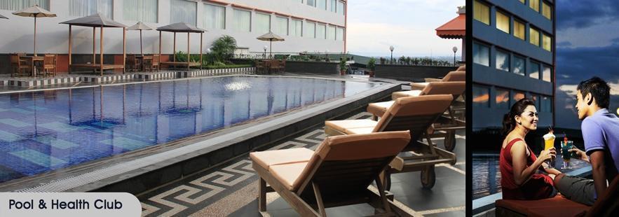 Hotel Aria Gajayana Malang - Kolam Renang