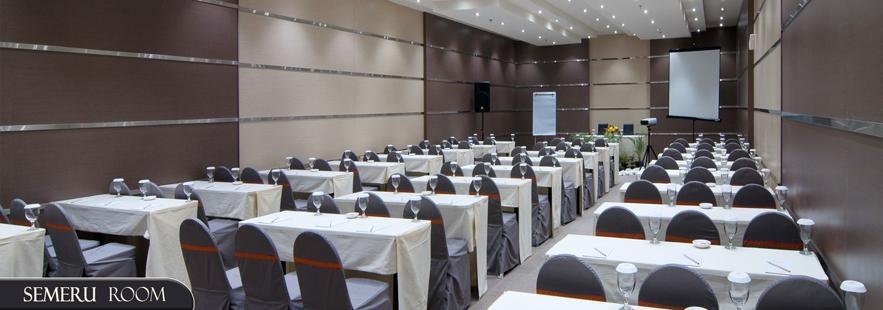 Hotel Aria Gajayana Malang - Ruang Pertemuan