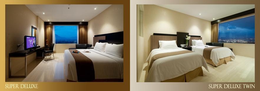 Hotel Aria Gajayana Malang - Super Deluxe Room