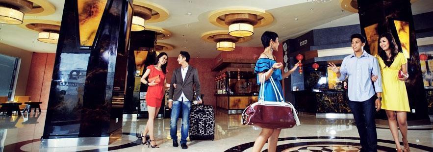 Hotel Aria Gajayana Malang - Lobby