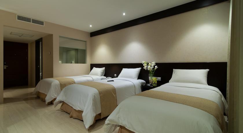 Hotel Aria Gajayana Malang - Rooms