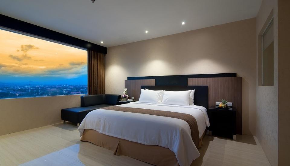 Hotel Aria Gajayana Malang - Super Deluxe King  Regular Plan