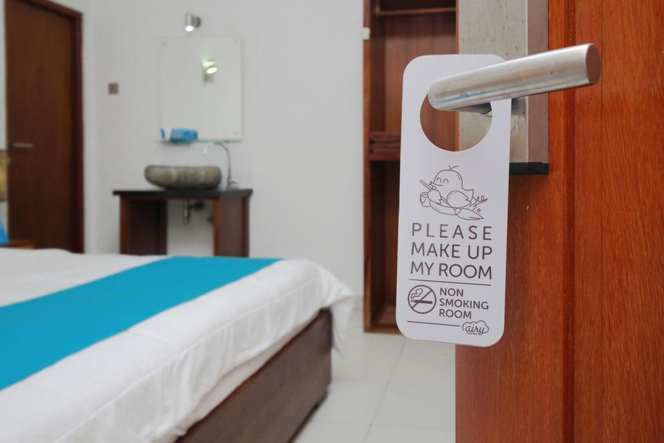Airy Denpasar Utara Kepundung 62 Bali - Superior Twin Room with Breakfast Special Promo Feb 5