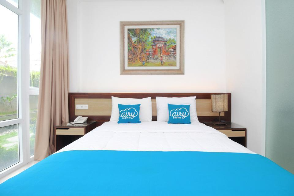 Airy Denpasar Utara Kepundung 62 Bali - Junior Suite Double Room with Breakfast Regular Plan