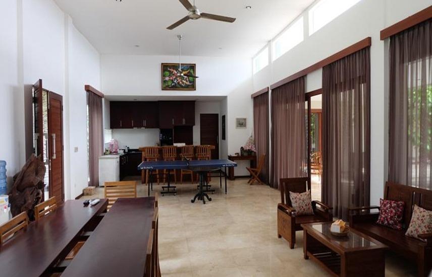 Villa Indah Batu Layar Lombok - Interior