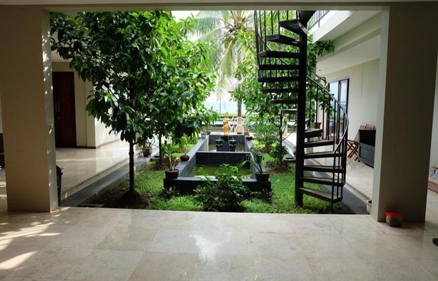 Villa Indah Batu Layar Lombok - Teras