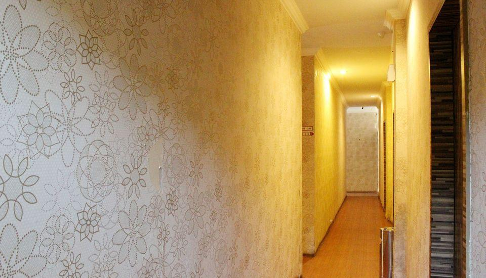 ZEN Rooms Perintis Kemerdekaan Makassar - lorong