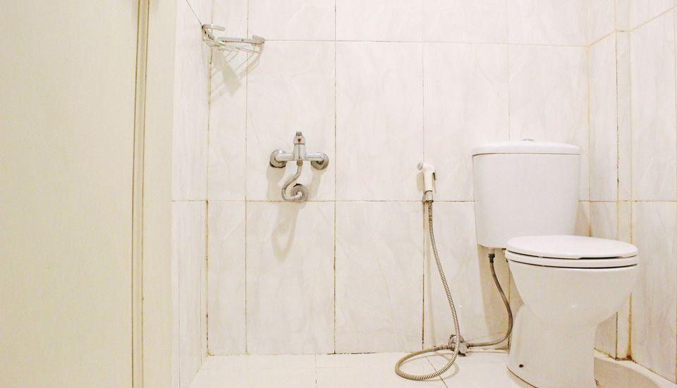 ZEN Rooms Perintis Kemerdekaan Makassar - Kamar mandi