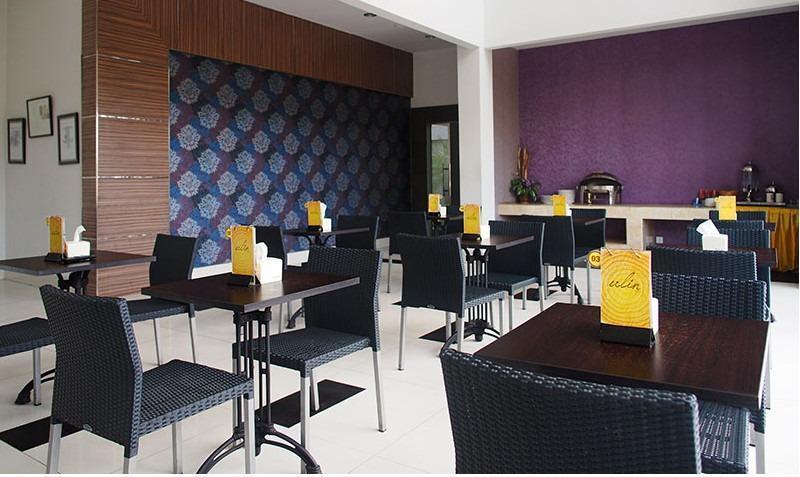 Tilamas Hotel Surabaya - Resto