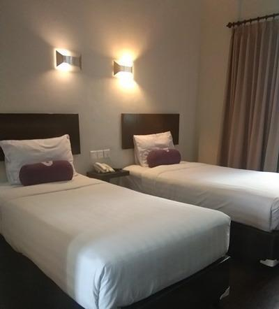 Tilamas Hotel Surabaya - Superior Twin Room Regular Plan
