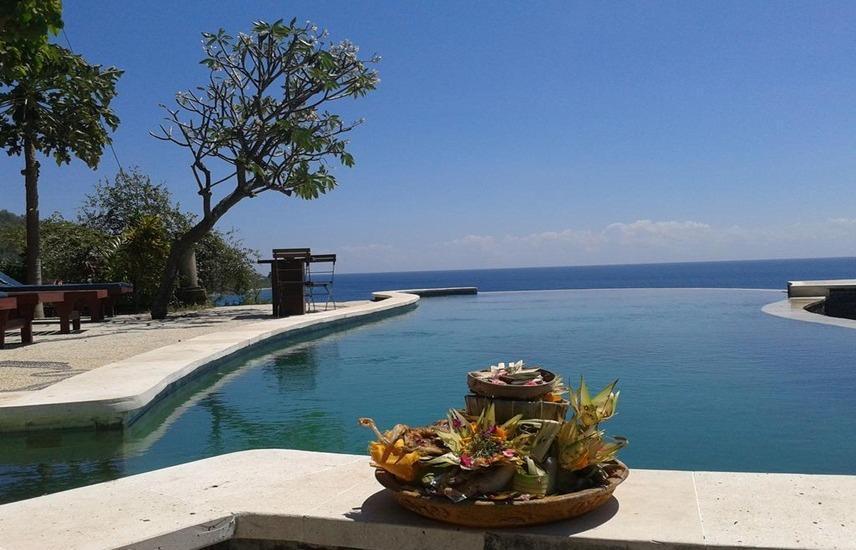 Wawa Wewe Rock Bali - Kolam Renang
