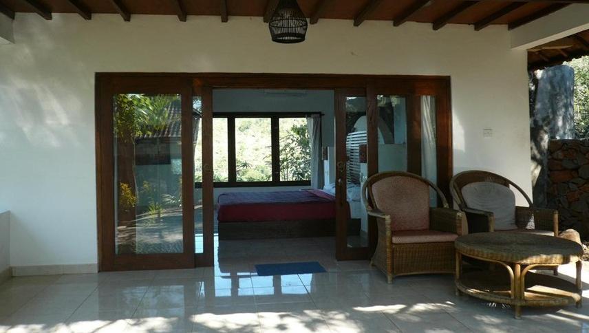 Wawa Wewe Rock Bali - Interior