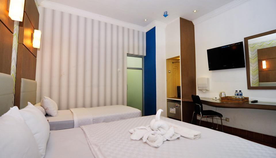 MGriya Guest House Purwokerto - Family Room Only Regular Plan