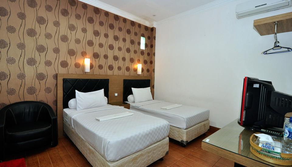 MGriya Guest House Purwokerto - Kamar twin standar
