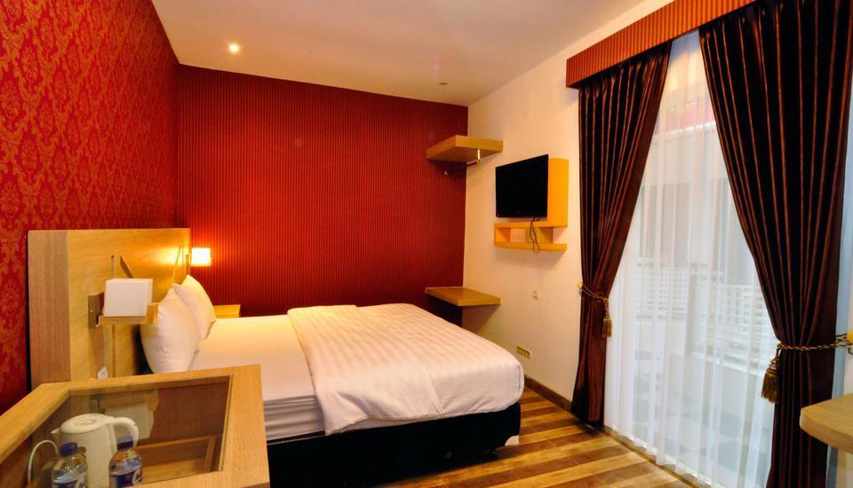 MGriya Guest House Purwokerto - Deluxe Room Regular Plan