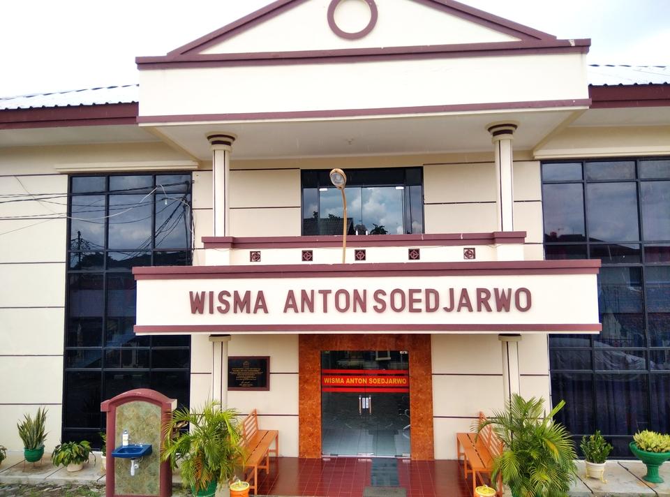 Wisma Anton Soedjarwo
