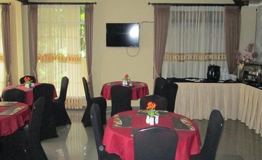Scarlet Bukit Pakar Hotel Bandung - Restoran