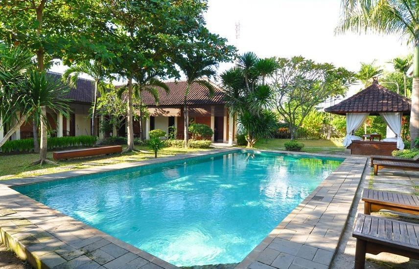 Hotel Bali Hoki Bali - Kolam Renang