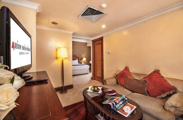 Arion Swiss Belhotel Kemang - Junior Suite Room