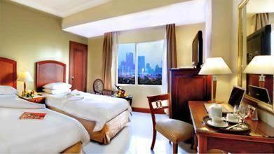 Arion Swiss Belhotel Kemang - Superior Room