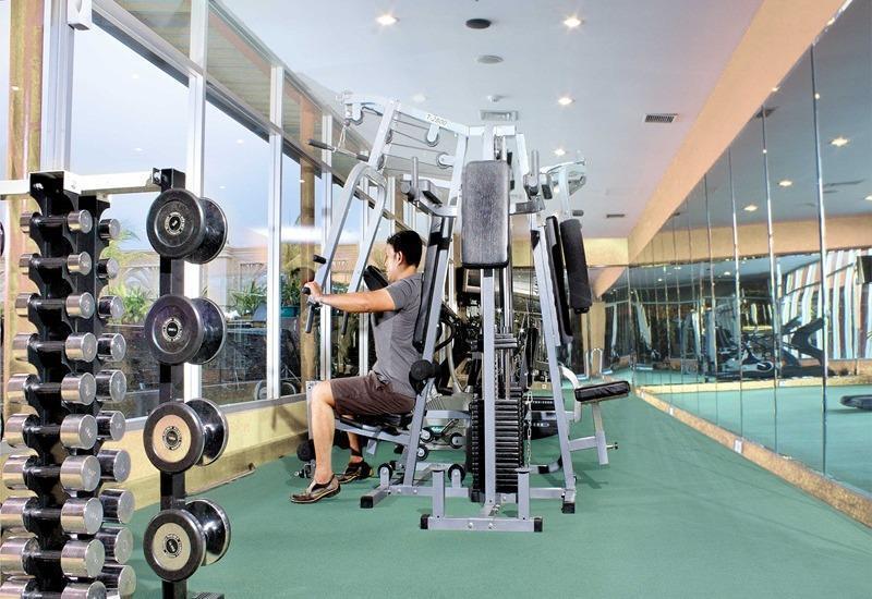 Arion Swiss Belhotel Kemang - Fitness