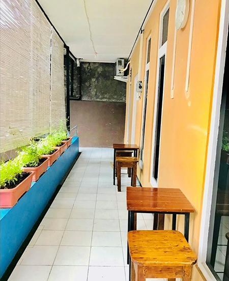 Homey Guest House Yogyakarta - Exterior
