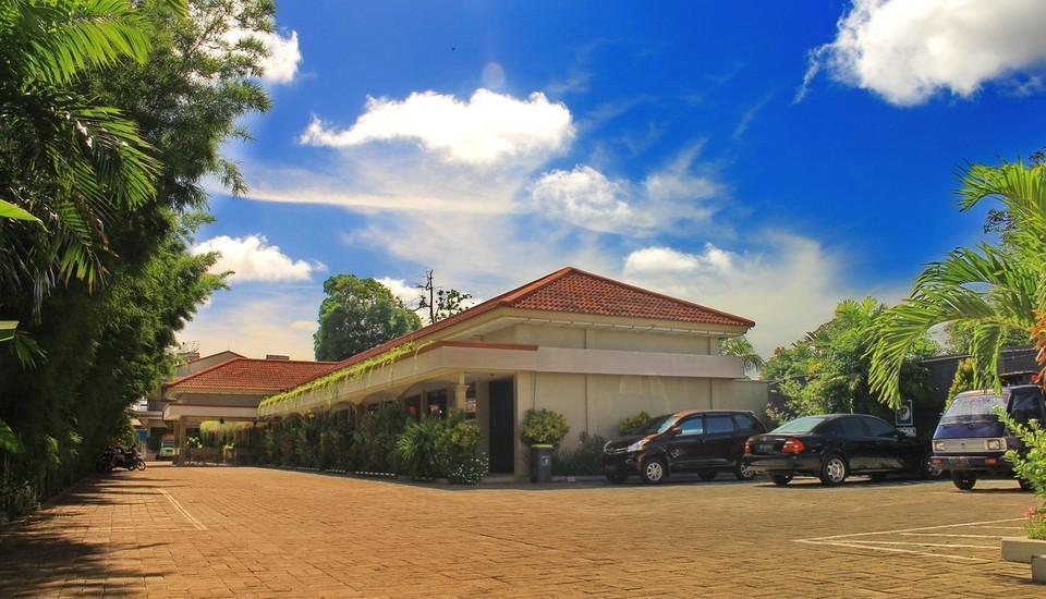 Megaria Hotel Merauke Merauke - Eksterior