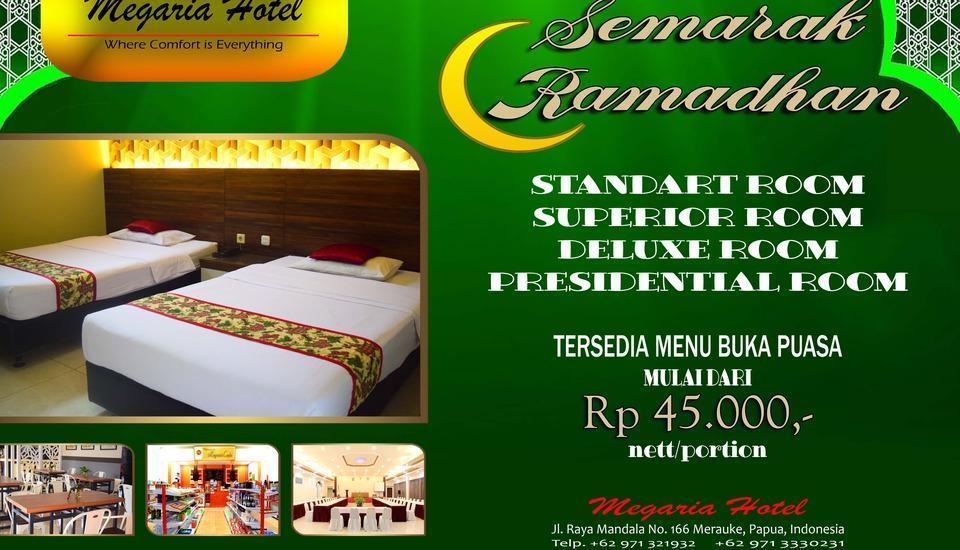 Megaria Hotel Merauke Merauke - Semarak Ramadhan Megaria Hotel