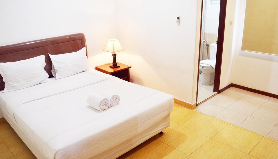 Newton Residence Jakarta - Kamar Standar Regular Plan