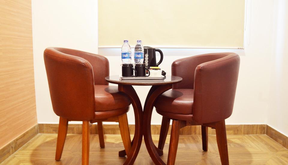 Newton Residence Jakarta - Kamar Deluxe Regular Plan