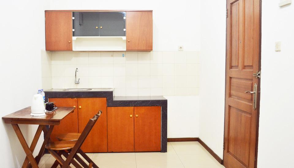 Newton Residence Jakarta - Dapur Kecil