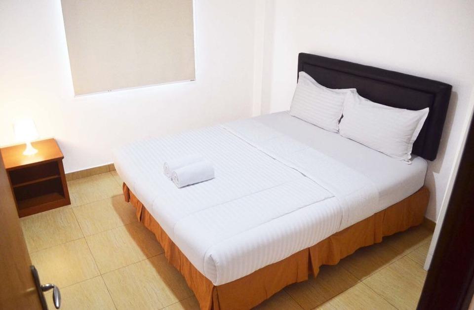 Newton Residence Jakarta - 2 Kamar Tidur Regular Plan