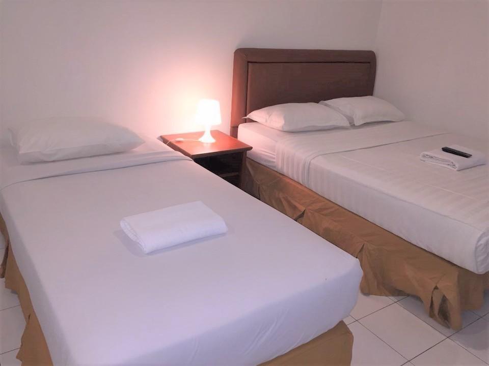 Newton Residence Jakarta - Family Room Regular Plan