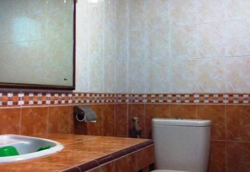 Parapat View Hotel Parapat - Bathroom