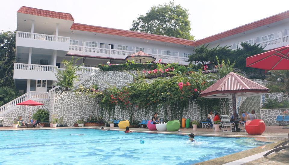 Parapat View Hotel Parapat - bangunan parapat view hotel