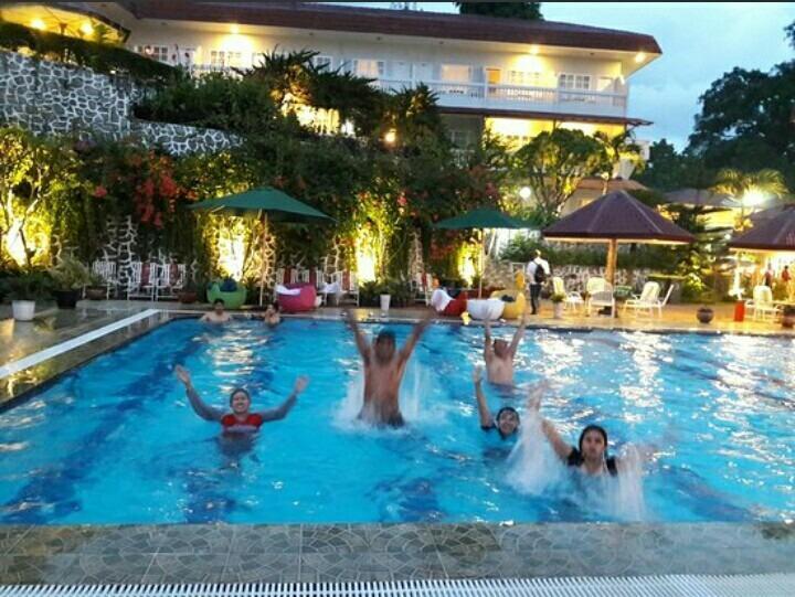 Parapat View Hotel Parapat - Swimmming Pool