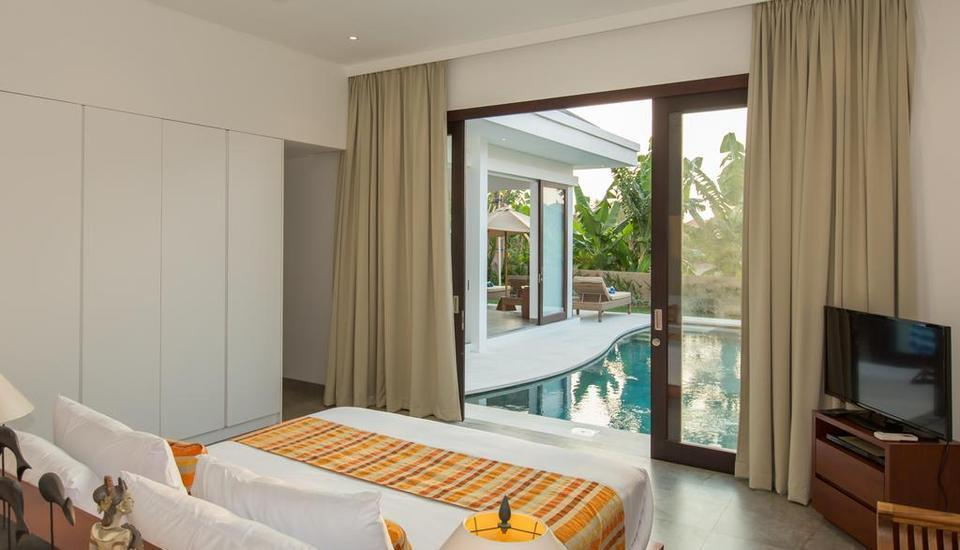 Gajah Villas Bali By Nagisa Bali Bali - Two Bedroom Villa with Private Pool Regular Plan